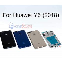 หน้ากาก(ชุด) Huawei - Y6 (2018)