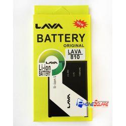 แบตเตอรี่ AIS - Lava 810