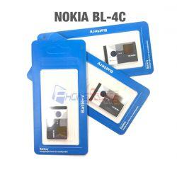 แบตเตอรี่ Nokia - BL-4C // งานเหมือนแท้