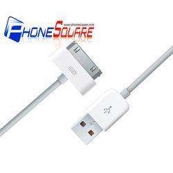 สาย USB iPhone - 4G งานเหมือนแท้