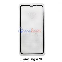 ฟิลม์กันแตก - Samsung A20 (แบบ 5D) S