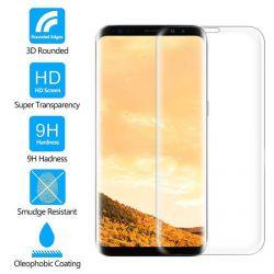 ฟิลม์กันแตก - Samsung S8 // แบบโค้งเต็มจอ