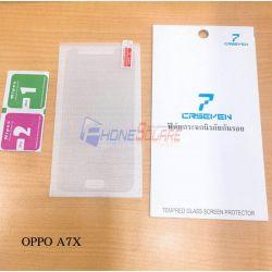ฟิลม์กันแตก - Oppo A7X /F9/R17
