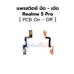 สายแพร Power - Oppo Realme 5 Pro