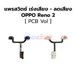 สายแพร Oppo - Reno 2 (Volume)
