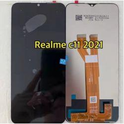 หน้าจอ OPPO - Realme C11 (2021) // หน้าจอพร้อมทัสกรีน
