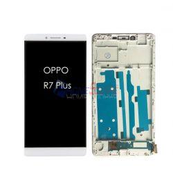 หน้าจอ OPPO - R7 Plus // ทัชสกรีน+กรอบ