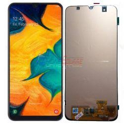 หน้าจอ Samsung - Galaxy A30 / A305F // หน้าจอพร้อมทัสกรีน