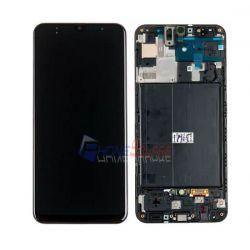 หน้าจอ Samsung - Galaxy A50 +กรอบ // หน้าจอพร้อมทัสกรีน