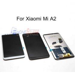 หน้าจอ - Xiaomi Mi A2 // หน้าจอพร้อมทัสกรีน