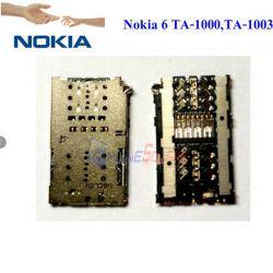 ตัวอ่านซิม - Nokia 6