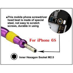 ไขควง รุ่น SD-6S (สำหรับ iPhone 6S)