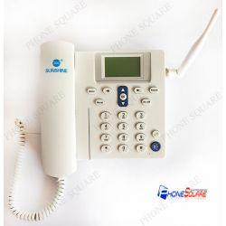 โทรศัพท์บ้านใส่ซิม รุ่น Sunshine 168TT (2 ซิม)