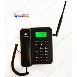 โทรศัพท์บ้านใส่ซิม รุ่น Sunshine 268TT (2 ซิม)