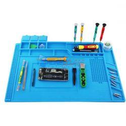 ยางรองโต๊ะซ่อม (แบบมีแม่เหล็ก) 450x300mm