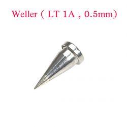ปลายหัวแร้ง Weller (LT 1A , 0.5mm)