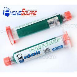 น้ำยาเคลือบอร์ด Mechanic - สีเขียว
