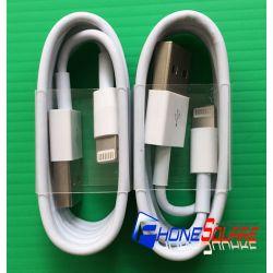 สาย USB iPhone - 5G สายเกรด AAA+ ( ใช้กับ iOS7 ได้ )