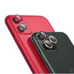 ครอบเลนส์สีกล้องหลัง - iPhone 11 6.1 / 5.8 /6.5 /12 6.1 /5.4 (แพ็ค1มี2ชิ้น)
