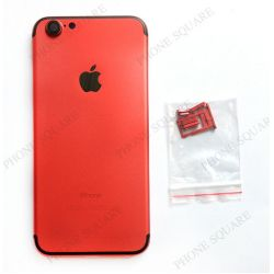 เคสหลัง - iPhone 6 แปลงเป็น iPhone 7 // สีแดง