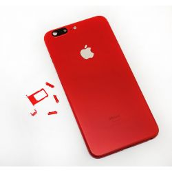 เคสหลัง - iPhone 6Plus ( สีแดง )