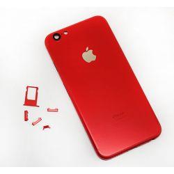 เคสหลัง - iPhone 6s ( สีแดง )