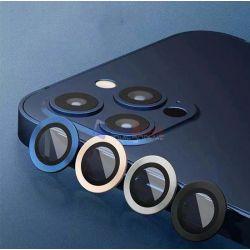ครอบเลนส์สีกล้องหลัง - iPhone 12Pro Max // แพ็ค1มี2ชิ้น